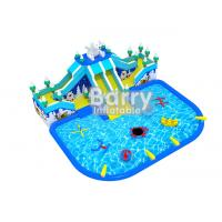 Wholesale Bear Slide Inflatable Water Park Air Kids Inflatable Playground With Water Toys from china suppliers