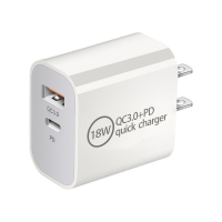 Wholesale QC3.0 PD British And Australian Standard 18W Fast Charger from china suppliers