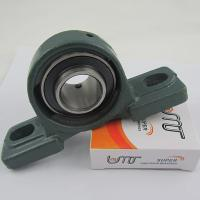 China Ucp 204 Pillow Block Bearings with housing , waterproof Agriculture Machinery Bearing double seal on sale