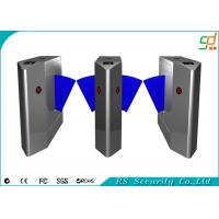 Wholesale Retractable RFID Card Reader Flap Barrier Gate Alarm Flap Barrier from china suppliers