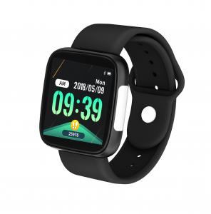 """Wholesale ECG Monitor 1.3"""" TFT Screen HS6620 Healthcare Smart Watch from china suppliers"""