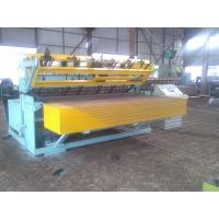 Wholesale Color Customized Wire Mesh Welding Machine / Anti Climb Mesh Production Line from china suppliers