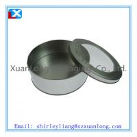 Wholesale wholesale round chocolates tin can from china suppliers