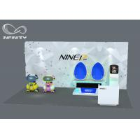 Wholesale 9D VR Walker One Stop Virtual Reality Theme Park Arcade Game Machine Battle All In One from china suppliers