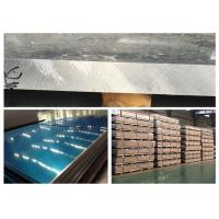 Wholesale Polished Anodized Aluminum Sheet For Building Industry , Alloy 1100 Aluminum Sheet Metal from china suppliers