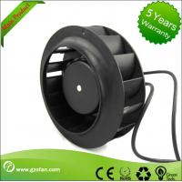 Wholesale PA66 Silent AC EC Centrifugal Fans With Backward Curved Blades from china suppliers