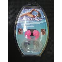 Wholesale New Design Ear Plugs And Nose Clip With Rubber Silicone Ear Plugs For Swimming from china suppliers