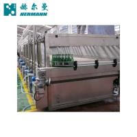 China Small Spraying Type Tunnel Pasteurization Equipment , Small Scale Pasteurizer on sale