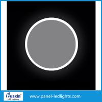 Buy cheap IP44 Waterproof Round Led Bathroom Mirror , Iron Frame lighted bathroom wall from wholesalers