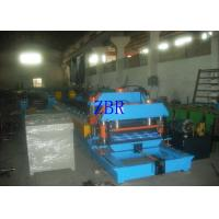 Wholesale Steel Glazed Tile Roll Forming Machine 13Kw 1.2 Inch Single Chain Drive from china suppliers