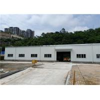 China Commercial Steel Structure Building Warehouse / Metal Farm Buildings for sale