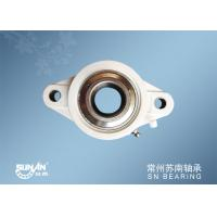 Wholesale White Plastic Pillow Block Bearings For Auto / Motorcycle / Bicycle SUCFLPL207 from china suppliers