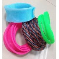 Wholesale Regular PET and Flame Retardant PET , PET Braid Tubes, Multiple Coloured Wire Sleeve from china suppliers