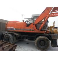Wholesale EX160WD USED HITACHI EX160WD WHEEL EXCAVATOR FOR SALE ORIGINAL JAPAN from china suppliers