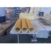 Wholesale Yellow 600 Degree High Temp Felt PBO Kevlar 5mm Used Inital Table from china suppliers