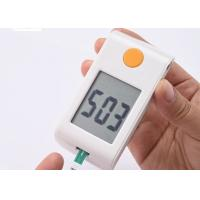 Wholesale Automatically Test Diabetic Testing Equipment Blood Glucose Monitoring Devices from china suppliers