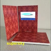 "Wholesale LCD Video Brochure Video Birthday Cards 2.4"" / 4.3"" / 5"" / 7"" /  10.1"" from china suppliers"
