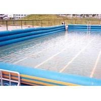 Quality Amusement Park Small Swimming Pools For Kids , Inflatable Swimming Pool For for sale