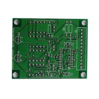 Wholesale FR4 Quick Turn 2 Layer PCB HASL Lead Free For Consumer Electronics from china suppliers