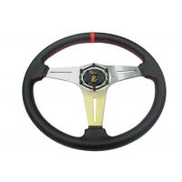 Wholesale Security Race Car Steering Wheel With Environmental Protection Material from china suppliers