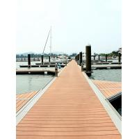 Wholesale Movable Floating Platform / WPC Floating Walkway Pontoon Dock EPS Foam from china suppliers