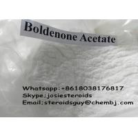 Wholesale Legal Boldenone Acetate Steroid Raw Powder For Bodybuilding Equigan CAS 2363-59-9 from china suppliers