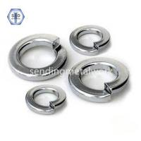 Wholesale Spring Washers DIN127 Washer Carbon Steel from china suppliers