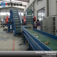 mineral water bottle/ Cola bottle recycling washing plant/ plastic crushing recycling washing line for PET bottle for sale