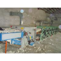 China Cotton waste recycling machine and opening machine for sale