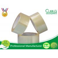 Wholesale Bopp Self Adhesive Tape Strong Solvent Acrylic Adhesive Clear Packaging Tape from china suppliers