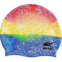 Wholesale Professionable Custom Famous Silicone Swim Caps Adult Multi Color from china suppliers
