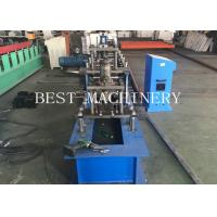 China Small C Profile Purlin Roll Forming Making Machine Easy Operation for sale