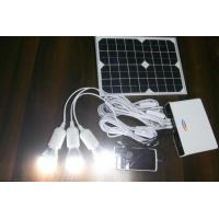 Buy cheap Newest ! 10W mini solar power system with lithium battery for solar home from wholesalers