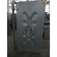 Quality Quick Action  Left Or Right Opening Handle Wheel Marine Steel Door for sale