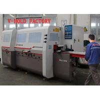 Wholesale Full Automatic Four Side Planer Woodworking Machine Heavy Duty For Shuttered Window from china suppliers