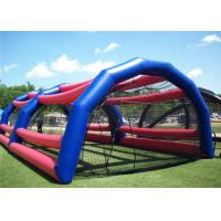 Wholesale Commercial Grade Inflatable Baseball Batting Cage For Sport Game from china suppliers