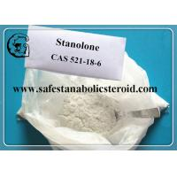 Wholesale CAS 521-18-6 Oral Anabolic Steroids Raw Testosterone Powder Stanolone Dihydrotestosterone from china suppliers