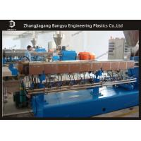 Wholesale PA66 Plastic Granulator Machine , Plastic Recycling Pellet Machine Lower Power Consumption from china suppliers