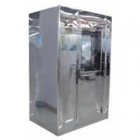 Wholesale Stainless steel industrial air shower for clean room from china suppliers