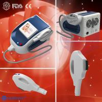 China CE Approved Portable IPL Beauty Equipment / Home IPL RF SKin Rejuvenation Machine on sale