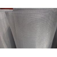 Wholesale 18 X 16 Mesh Bright Stainless Steel Insect Screen Light Weight With Uniform Finish from china suppliers