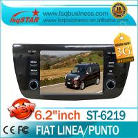 Wholesale Car Mp3 Player / Car Stereo / GPS / IPOD FIAT DVD Player For FIAT Linea Punto ST-6219 from china suppliers