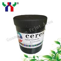 China Gold to Green Optical Variable Ink For Screen Printing for sale