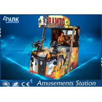 Digital 3D Display Shooting Arcade Machines With Interactive Sound System for sale