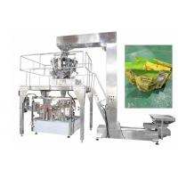 Wholesale 10 Heads Weigher Automated  Packing Machine for Pistachio Nuts 380V 3 Phase from china suppliers