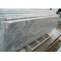 Pink Juparana Granite Stone Slabs For Kitchen Polished Finish 2400x700 Mm for sale