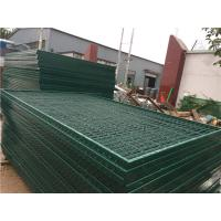 Wholesale Corrosion Resistance Mesh Wire Cross Square Pipe Frame Mountain Forest Fence from china suppliers