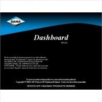 Wholesale Hyster Dashboard dana software v3.6.4 from china suppliers