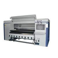 Buy cheap High speed 120m2 / h Inkjet Digital Digital Textile Printer 8 heads with belt system from wholesalers