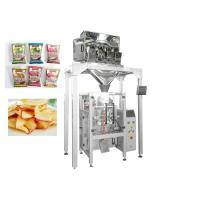 Wholesale Chips Multihead Weigher Packing Machine Electric Driven PLC Control from china suppliers